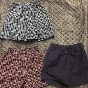 Carter's baby boy shorts, size 3-6 months, vintage